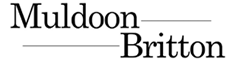 Muldoon Britton Solicitors Manchester & London Mobile Retina Logo